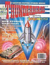 Thunderbirds #70 (June 24 1993) TV21 full colour reprint strips - new format