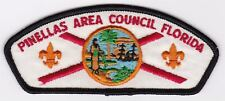 CSP - PINELLAS AREA COUNCIL - T-1 - RENAMED IN 1978 - FIRST & ONLY CSP ISSUED