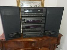 KENWOOD Graphics Equalizer IFM Tuner - Stereo Double Auto Reverse Cassette X-MB