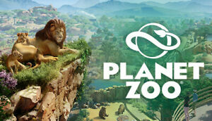 Planet Zoo Steam Digital Key (PC) - Worldwide -