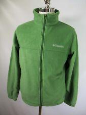 F2993 Columbia Men's Long Sleeve Full Zip Fleece Jacket