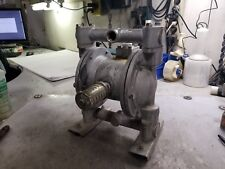 """YAMADA 3/4"""" STAINLESS STEEL AIR OPERATED DOUBLE DIAPHRAGM PUMP NDP-20BST"""