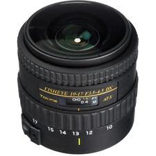 New Tokina AT-X 107 AF NH Fisheye 10-17mm f/3.5-4.5 Lens - Nikon