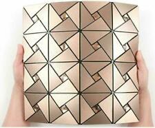 "5Pcs Peel and Stick Tile Backsplash 12""x12"" Mosaic Tiles Sticker Kitchen Wall"