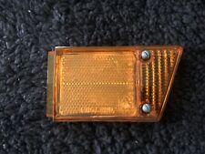 Rolls-Royce Camargue 1976-86 Left Side Marker Amber Lens CD5819 NOS OEM NLA