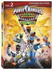Power Rangers Dino Super Charge: Volume 2 - Extinction, DVD, New W/ Slipcover
