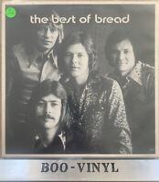 "THE BEST OF BREAD12"" VINYL 33 LP ALBUM 1972 elektra K 42115 (EKS 75056) Ex Con"