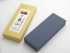 Japanese whetstone sharpening stone #1000 for High Speedo stone Kyo Higashiyama