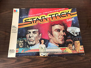 1979 Star Trek The Motion Picture Board Game Milton Bradley Some Unused parts +