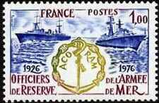 Timbre Bateaux France 1874 ** année 1976 lot 26109