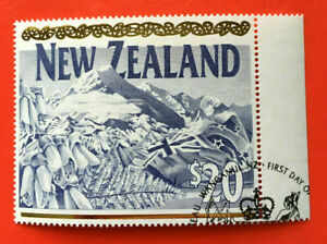 New Zealand 1994 $20 Mount Cook Definitive Fine CTO