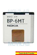 Batería Original Nokia BP-6MT N81 / N81 8GB / N82 / E51 / 6720 1050 mAh OEM