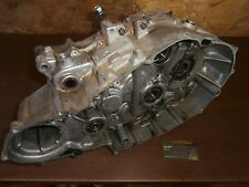 88 Yamaha TerraPro YFP 350 PTO Engine Motor Bottom End Crankcase Crank Case Set
