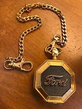 Franklin Mint Ford Pocket Watch Collector Watches Automotive