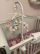 Vintage Peter Rabbit Nursery Crib Mobile