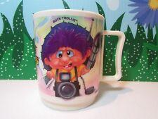 1993 DISHWASHER SAFE PLASTIC CHILD'S MUG  - 10 oz Peter Pan Industries - NEW