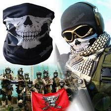 Military Army Masks Skeleton Ghost Skull Face Mask Biker Fashion Costume Game RF
