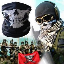Military Army Masks Skeleton Ghost Skull Face Mask Biker Fashion Costume Game RF