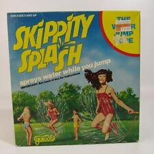 Vintage Galoob Skippity Splash 1984 Water Jump Rope NEW in Original Box