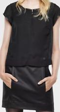 G-Star Seola Dress Black Ladies Women's UK Size Medium *REF38*