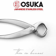 OSUKA Bonsai Root Cutters 200mm – Japanese Stainless Steel