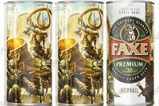 Faxe Limited  Norse gods - Heimdall, empty can Beer,0.9L