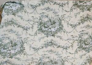 Vintage Waverly, La Petite Ferme, Rooster Toile, Table cloth