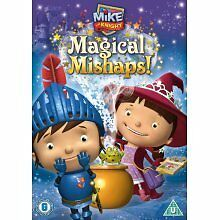 Mike The Knight - Magical Mishaps (DVD, 2013)