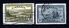 CANADA - 1946 - La conversione alla produzione in tempo di pace