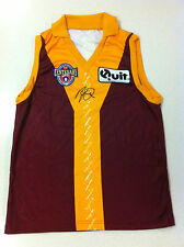 GREAT FITZROY CENTENARY RE-ENACTMENT JUMPER SIGNED BY BERNIE QUINLAN