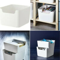 Ikea Pluggis Waste Sorting Recycling Bag PlasticSmall Storage Organiser Bin 14l