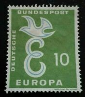 Germany:1958 EUROPA Stamps 10 Pfg. Rare & Collectible Stamp.