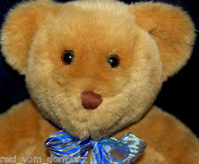 Künstlerteddy Build a bear Bär Teddy braun mit Pulli Schleife wie NEU  NK36
