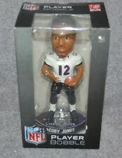 BALTIMORE RAVENS JACOBY JONES #12 SB 47 RING SERIES NFL FOOTBALL BOBBLE HEAD
