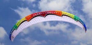 U-turn Lightning Paraglider  85 - 110kg enB - Recent Service Report.