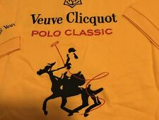 Veuve Clicquot VCP Signature Shirt from Polo Classic AWESOME SIZE: MEDIUM (MENS)