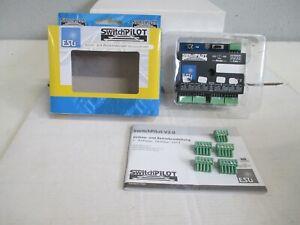 ESU 51820 SwitchPilot V2.0 4-fach Magnetartikeldekoder 2 x Servo D  m.OVP WZ3118