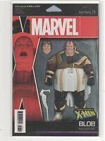 Uncanny X-men #7 The Blob Action Hero variant 9.6