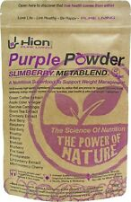Hion Purple Powder - SLIMBERRY METABLEND  - FREE delivery, direct from Hion