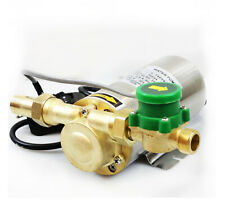 Self Priming 90W Automatic Shower Washing Machine Water Booster Pump Stainless
