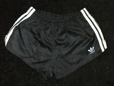 Vintage Adidas Shorts Trefoil Firebird Glanz Shiny Gay Running W. Germany