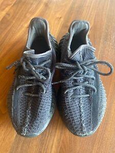 Adidas Yeezy black non-reflective men's size 7