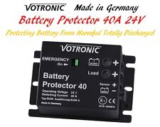 Votronic 24V Battery Protector 40A Low Voltage Disconnection