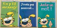 Batem - Marsu Tonique - 3 cartes doubles + enveloppes - 1997