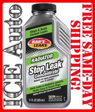 3-DAY SALE!! BAR'S LEAKS 1196 Radiator Stop Leak - Concentrated 11 oz Bars Leak