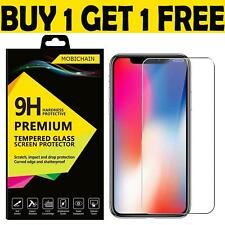 For Apple IPhone XR - 100% Genuine Tempered Glass Film Screen Protector New