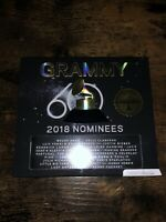 2018 Grammy Nominees by Various Artists CD NEW