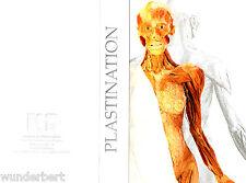 """VHS - """"corpo mondi-Plastination 1998"""""""