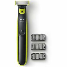 Philips One Blade Rechargeable Shaver/Trimmer QP2520/21 New