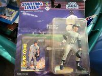 ⚾️ 1999 STARTING LINEUP - SLU - MLB - DAVID CONE - NEW YORK YANKEES